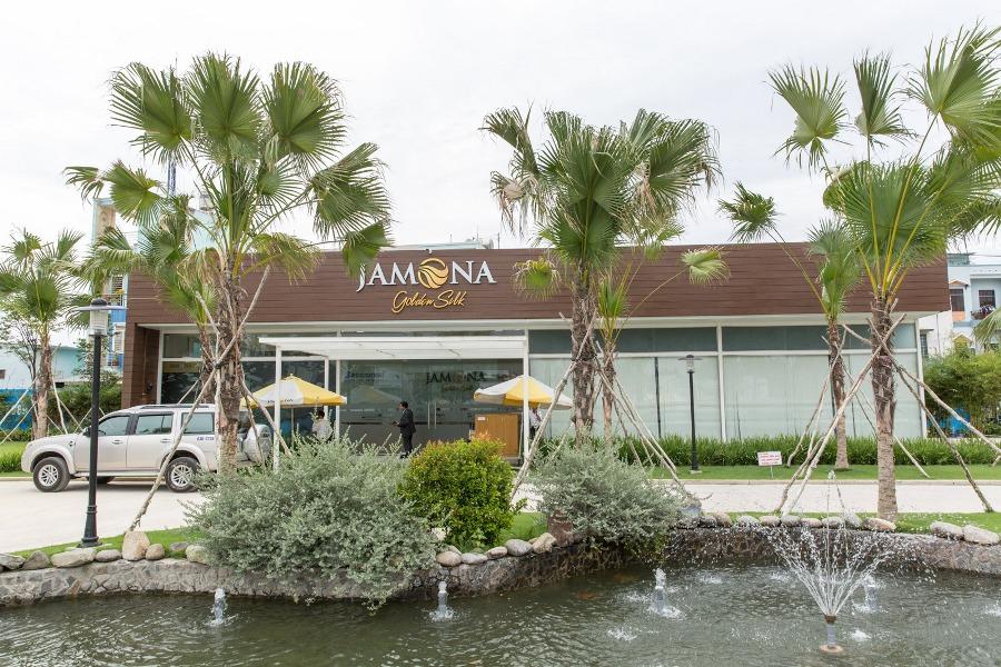 Giá bán biệt thự Jamona